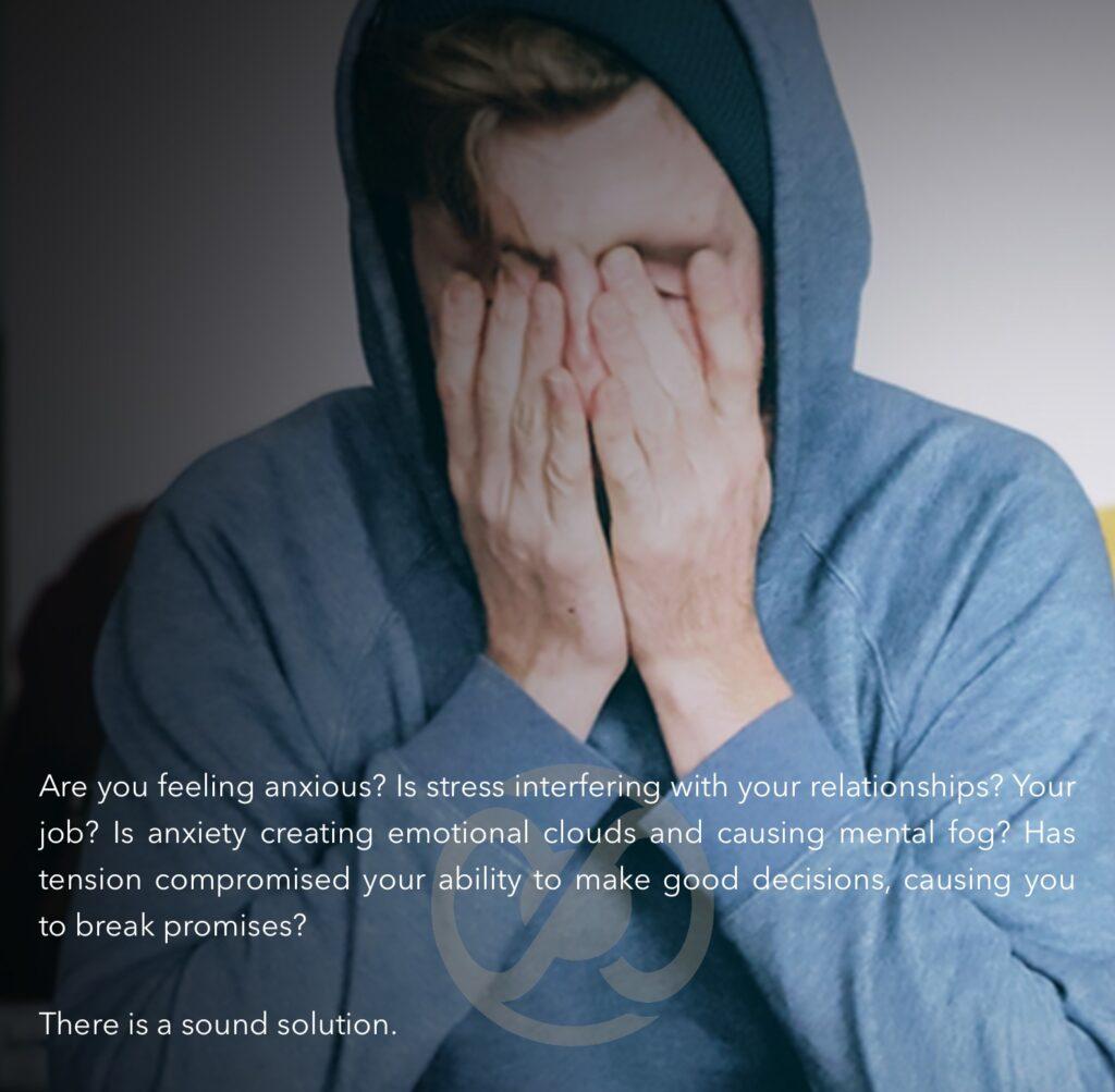 Lyd mod stress og angstsymptomer